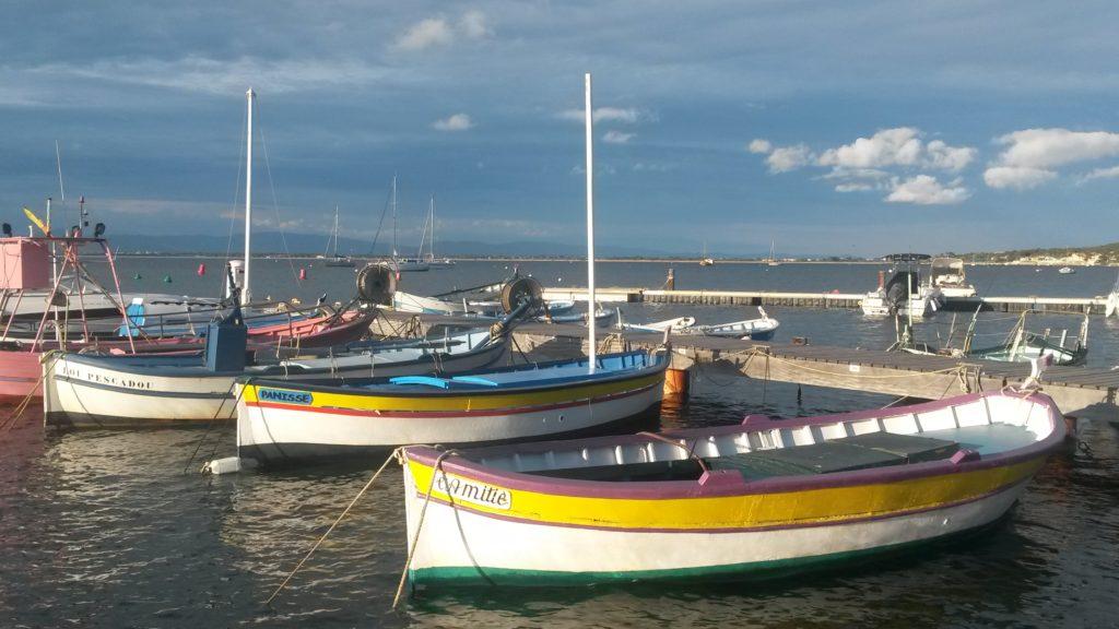 Port de la Madrague (presqu'île de Giens)